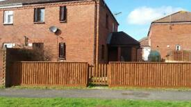 One bed house to rent - Fordington, Dorchester. Currently undergoing refurbishment. Available July.