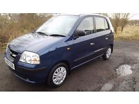 Hyunda Amica 1.1i **32000 MILES**YEARS MOT**IMMACULATE THROUGHOUT**LOW TAX & 50MPG**Part-Ex Welcome