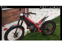 Gas gas txt pro 250 2011 road registered