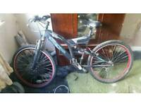 26 inch wheels mountain bike