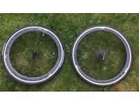 Mavic carbon wheelset