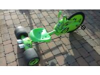 Green Machine / Pedal Go Kart that's in Very good condition