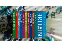 Mini guides of Britain, boxset.