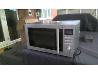 Morphy Richards microwave