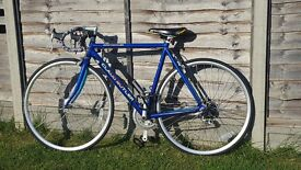 Retro 1980s Claud Butler Criterium 54cm or 21inch mint