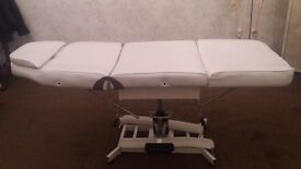 Massage/ Beauty Therapy table.