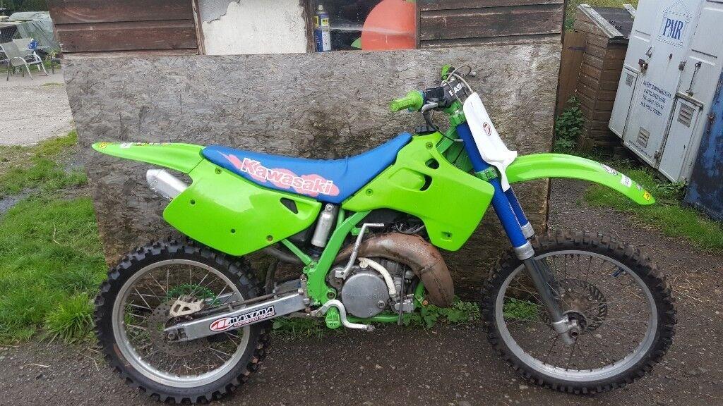 Kx250 super evo 1993