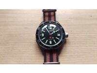 Vostok Amfibia Amphibia Komandirskie Russian Soviet CCCP dive divers watch vintage mechanical