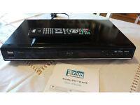 Tevion DVD1100UKT Bluray Player