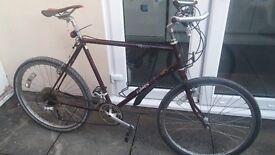 Dawes Ranger vintage all terrain bike 1980s