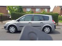 Renault scenic. 7seater
