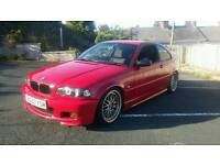 Bmw 325ci SPORT COUPE. IMOLA RED