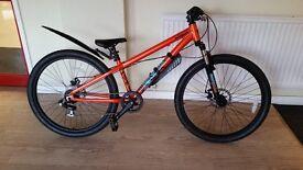 Mongoose Fireline BMX Hybrid Bike.