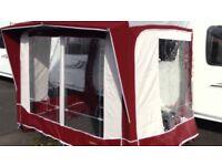 Caravan porch awning Bradcot