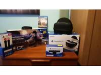 Playstation psvr headset full package