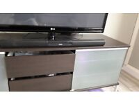 Phillips sound bar with subwoofer