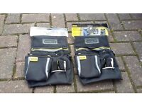 Stanley tool belts (brand new)