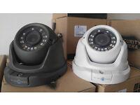 2 cam Home CCTV 1080P Surveillance Camera Sytem WITH PHONE APP -