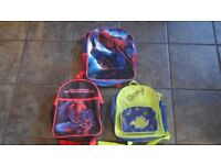 Boys Backpacks/Rucksacks
