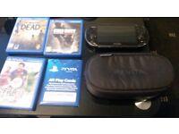 Sony Ps Vita (wifi model)