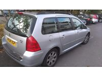 Peugeot 307 hdi (2004) for sale