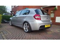 BMW 130i M Sport DAMAGED REPAIRABLE SALVAGE BARGAIN