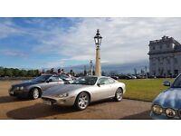 4.0 Jaguar XK8 - Full Service history - 3 owners (including me)