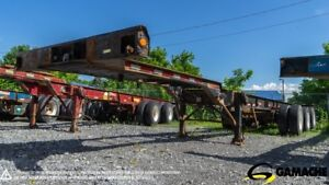 1997 TRANSTECH  CONTAINER CHASSIS 40'