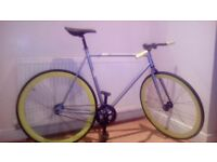 Fox single speed bike/brand new