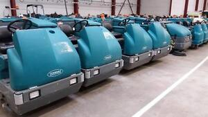 New & (Like New) Refurbished - Floor Scrubbers, Sweepers, Cleaning Machines