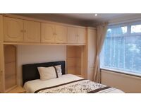 Double Room, Sky TV, All Bills Included, Quiet Home