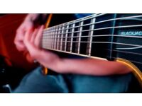 Acoustic, Electric & Bass Guitar Lessons - Crickhowell