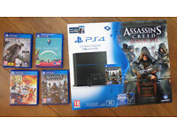 PS4 No Man's Sky, Assassin's Creed Syndicate, WatchDogs, DragonBall Xenoverse