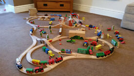 brio trains, track and accessories