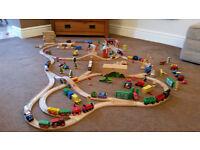brio trains, track and accessories