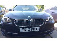 BMW 520d Efficient Dynamic