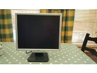 Acer 17 inch computer monitor