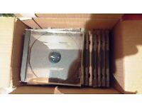 48 x CD Cases