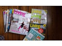 Livingetc, 14 magazines 2010, 2011, 2012, 2014, Interior Design & Decorating