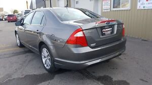 2010 Ford Fusion SEL-LEATHER-SYNC-HEATED SEATS Windsor Region Ontario image 3