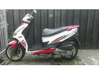 Sym 125cc scooter for sale
