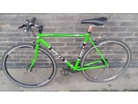 Fast single speed, in retail £450 lightweght, some scratch but in perfect working, size small