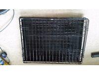 Dog cage 17.5 inch x 23 inch
