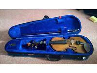 Stentor Student 1 violin 1/2 size