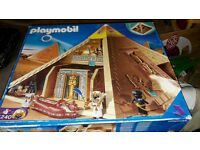 PLAYMOBIL PYRAMID SET