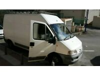 Citroen relay 2.2 maxi refurbished engine with perfect!! reinforced suspension.