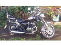 AJS Regal Raptor 125 cc