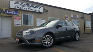 2010 Ford Fusion SEL-LEATHER-SYNC-HEATED SEATS Windsor Region Ontario image 1