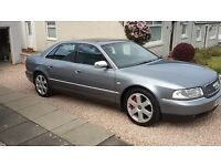 Audi S8 4.2 V8 360bhp Quattro A8 D2 Facelift Sell or Swap