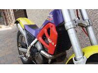 Aprilia 280 climber trials bike